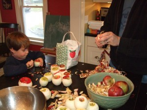 Apples, Anyone?  Nov. 26, 2010, 3