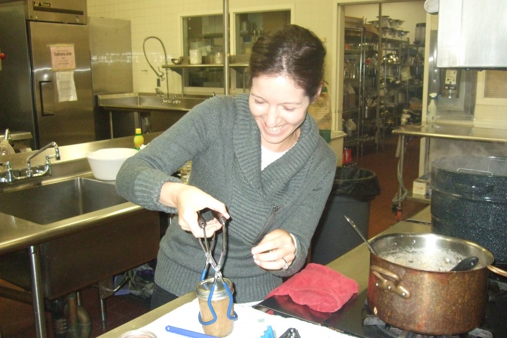 BU Canning Class, Oct. 2011